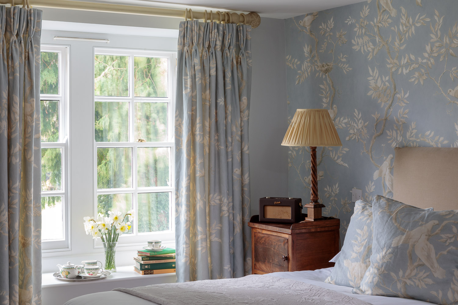 country house hotel boutique bedroom