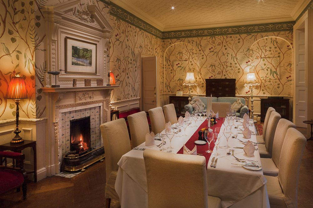 private dinning room south wales restaurant