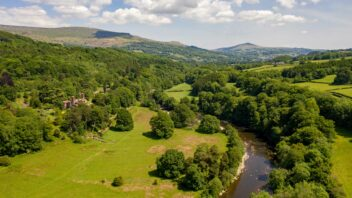 country house hotel south wales in the brecon beacons