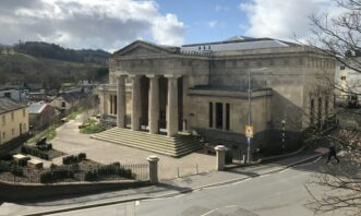 y Gaer Museum Art Gallery and Library Brecon-min
